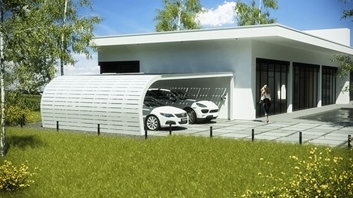 Carport bauen in Leipzig
