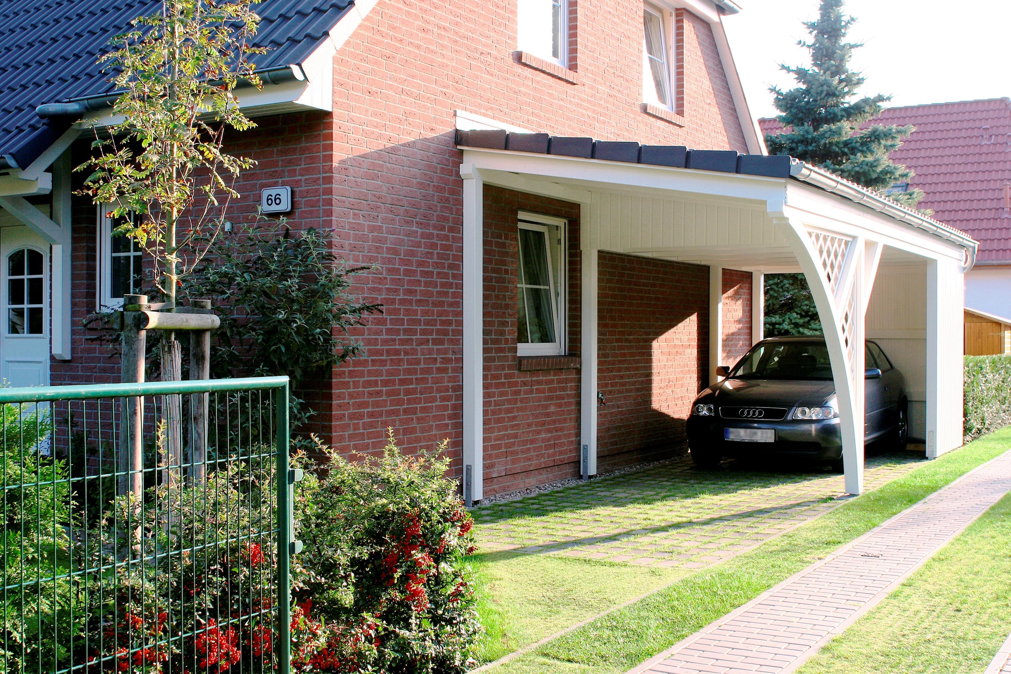 Carport bauen in Dortmund