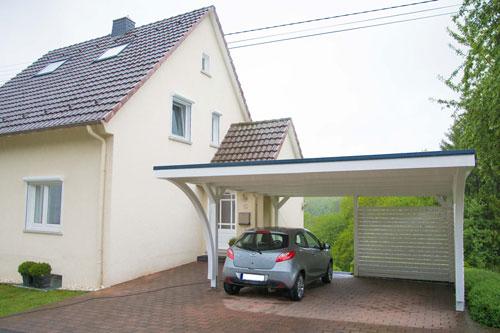 Carport bauen in Dresden