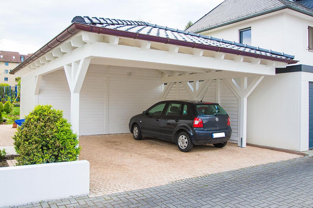 Carport bauen in Essen