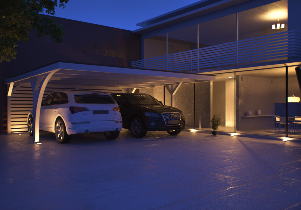 carport mit ger teraum praktische und innovative l sung im ratgeber auf. Black Bedroom Furniture Sets. Home Design Ideas