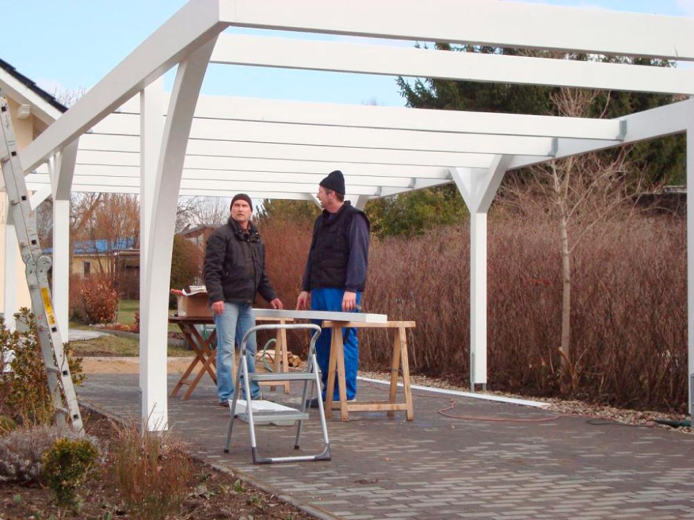 Carport Aufbau easy bilder carport bilder und ideenfindung für ihr neues carport