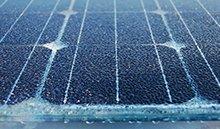 Solaranlange