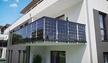 Solarbalkon