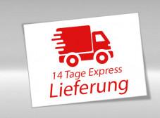 Express Lieferung 14 Werktage