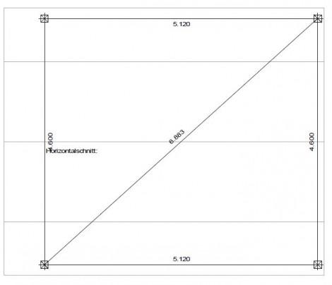 Designcarport 5x6m 1