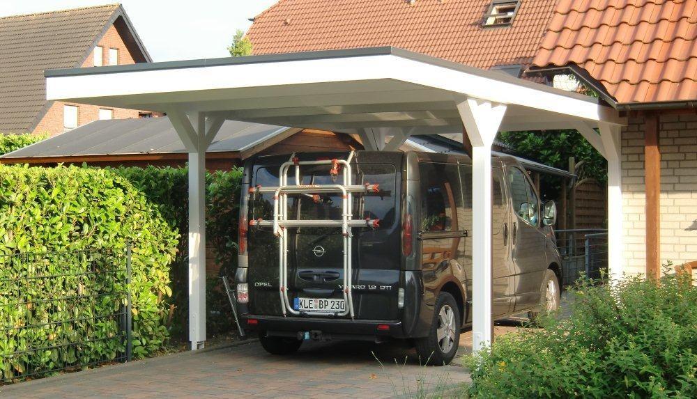 carport ihr flachdach carport selber ein und einfach in zwei minuten zusammenstellen. Black Bedroom Furniture Sets. Home Design Ideas