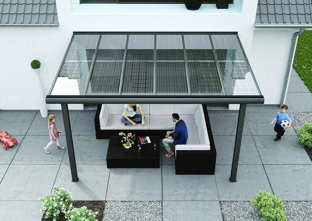 terrassen berdachung schnell und unkompliziert ihr. Black Bedroom Furniture Sets. Home Design Ideas