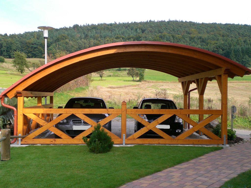 carport bogendach. Black Bedroom Furniture Sets. Home Design Ideas