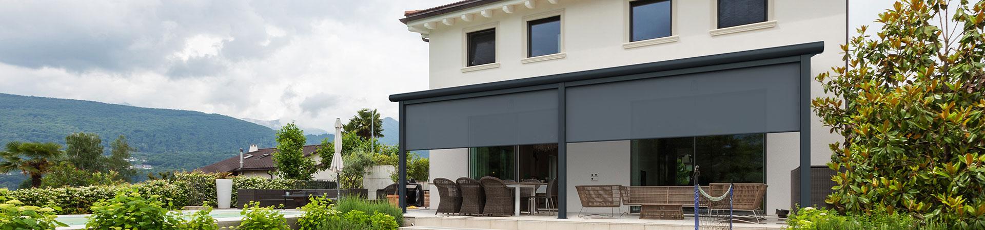 muss f r ein terrassendach eine baugenehmigung beantragt werden im ratgeber auf. Black Bedroom Furniture Sets. Home Design Ideas