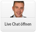 Spitzdach Livechat Button