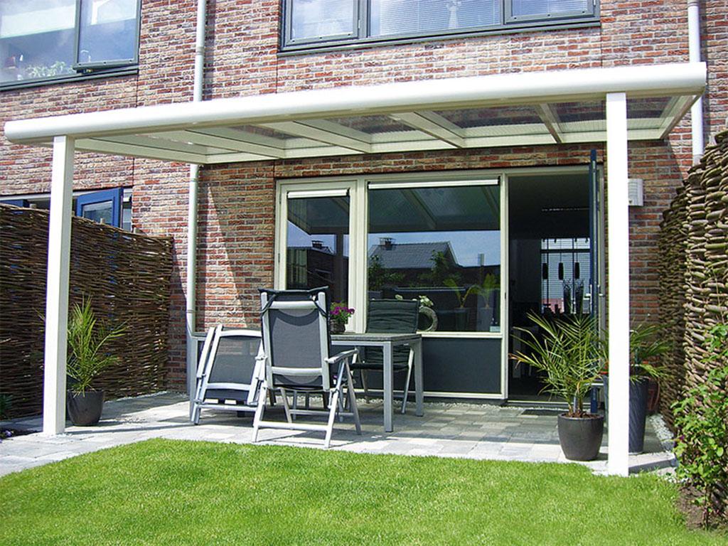 Easy Terrassendach - Ihr neues Terrassendach aus Aluminium mit 10mm ...