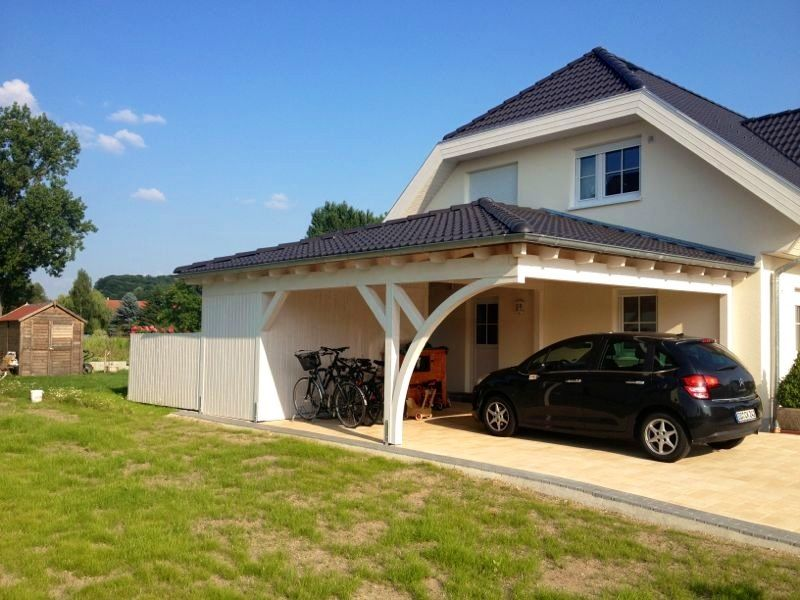 was kostet ein carport was kostet ein carport haus und. Black Bedroom Furniture Sets. Home Design Ideas